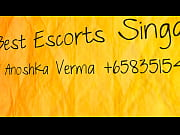 Indian Escorts Singapore Call Anoshka Verma +6583515425
