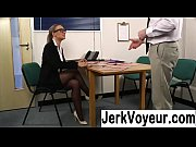 milf makes you jerk off