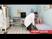 Cute teen patient Brody Beart and old old dirty gynecology doctor view on xvideos.com tube online.