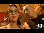 Julia de Lucia folla en publico - Having sex with David Mistral - Leche69