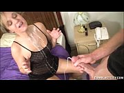 Blonde Milf Cum-Splattered...