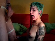 webcam chat amateur - punk girl.