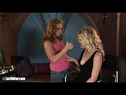 Lesbo dolls Adel Sharpe and Gina Beckman have fun with tight neat pussies of each other