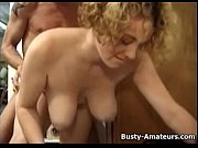 Busty Samantha getting banged