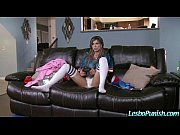 When Hot Lez Meet Mean Lesbo Sex Get Hard Style video-08