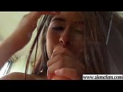 Solo Horny Sexy Girl Use All Kind Of Things In Holes movie-25