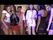 Picture Horror theme party with naughty college girl...