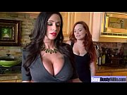 busty wife (ariella ferrera) in sex scene on.