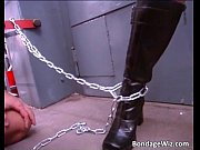 bondage and sado maso play