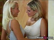 blondes rubbing and toying - boysiq