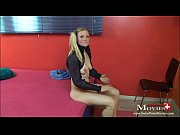 masturbation pornmovie with blonde lara 25y