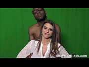 Picture Brooklyn Chase Gangbanged by Black Cocks