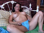 Sexy milf is feeling horny