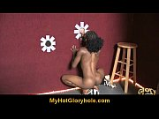 gloryhole interracial porn : hot ebony sucking big.