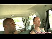 Black Sexy Gay Dude Fuck White Twink Bareback Hardcore Video 11