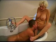 A mummy of 45 years with a fantastic body fucking in the bathtub of her son view on xvideos.com tube online.