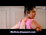 South indian actress meena blouse hooking scene.MPG