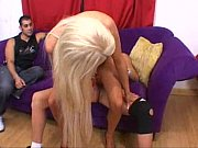 Lichelle Marie Fucked Hard on sofa