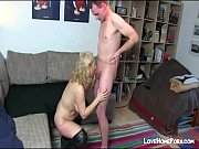 My bro fucked this blonde slut in her