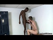 Muscular black dude fuck white guy 14