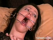 slutty emily sharpes painful medical examination and humiliating.