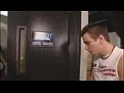 Sable Seduces Zach Gowen Backstage - YouTube