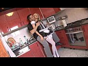 blonde maid get fuck