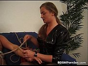 bdsm fem dom action as naked.