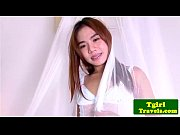 thai ladyboy got shows her butthole