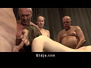 young nurse gangbanged by five old doctors at.