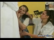 Pregnant Patient In A 4some With Her Doctor