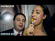 blowjob lesson of debora rush for.