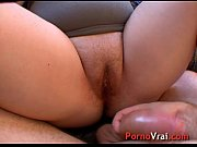 hairy blonde wants the guys to go full.