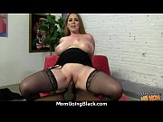 MILF&#039_s like big black dick too 17