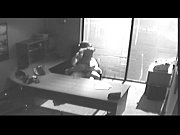 office tryst gets caught on cctv.