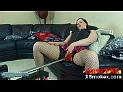 Mega Titty Enthralling Smoking Mature Screwed Hard