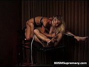 tying him down in fem dom.
