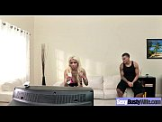 sex tape with busty horny wild housewife banged video-25