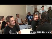 Gay black cumshot porn movies Devon Takes On Ten