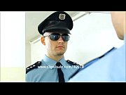 cop spits on mirror and on you - 028