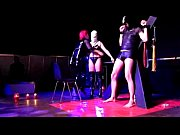 Vanessa Newton stage performance at EROTS-2014 Part I