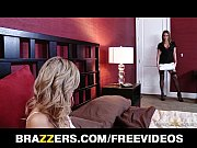 Hot blonde milf is caught fucked in shower by her gf