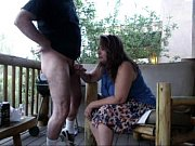 deb suck_and_fuck_on_the_patio