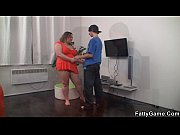 plump bbw picks up him from.