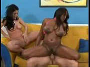 JADA FIRE AND SOPHIE DEE HAVE A SQUIRT-A-THON