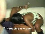 ghetto 3-some fucked by babby daddy p2