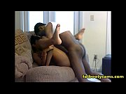curvy black girl gets pounded doggystyle.