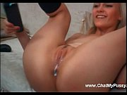 very hot blonde cams dildoing -.
