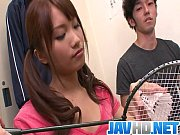 Picture Sporty Girl Suzu Minamoto Gets Three Cocks T...