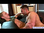 straight guy seducing lucky stud